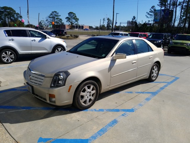 Pre-Owned 2007 Cadillac CTS